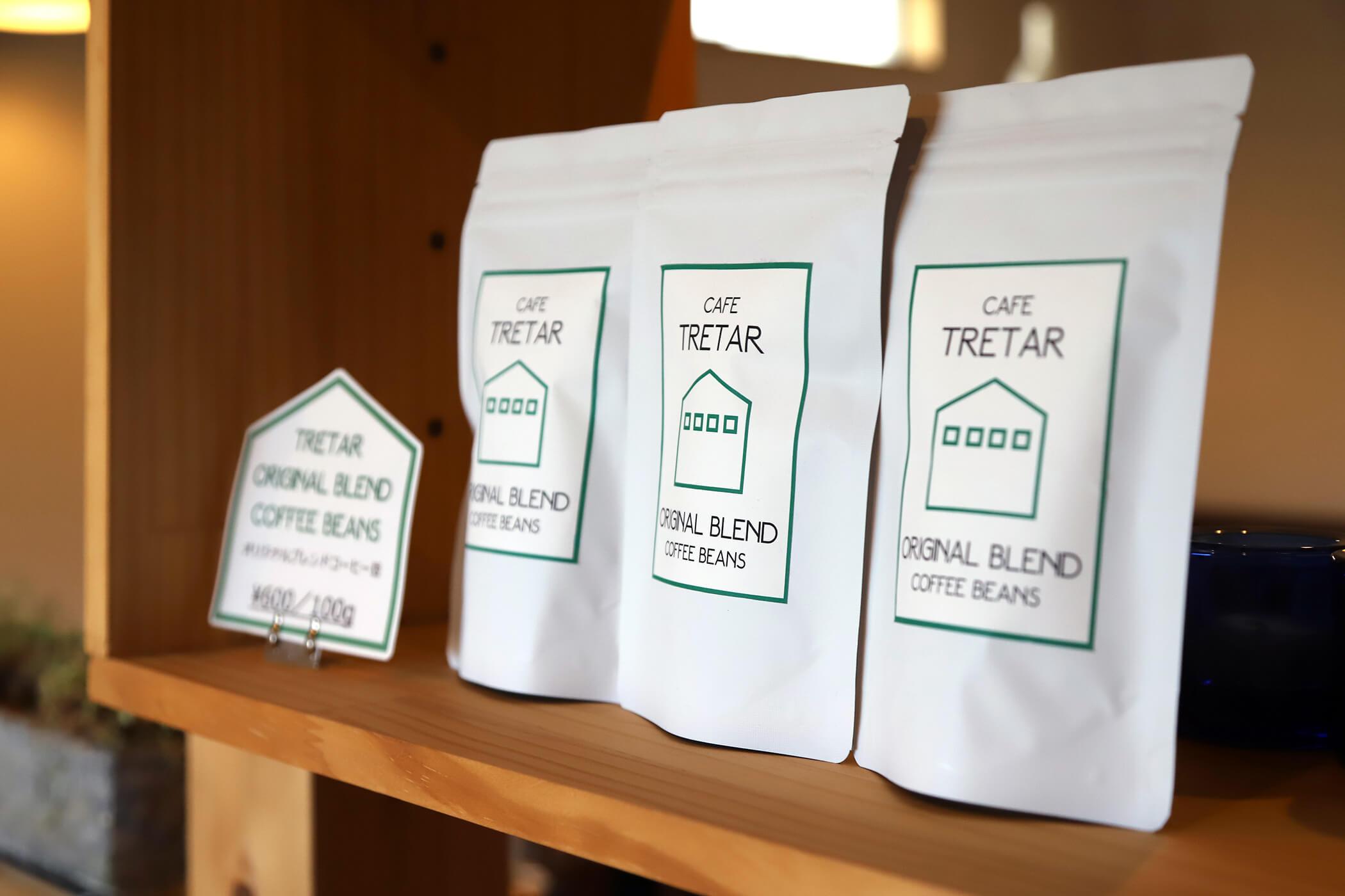 CAFE TRETAR 写真14