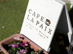 【cafe vol.24】CAFE LA PAIX(カフェ ラぺ)~とろふわの魔法~
