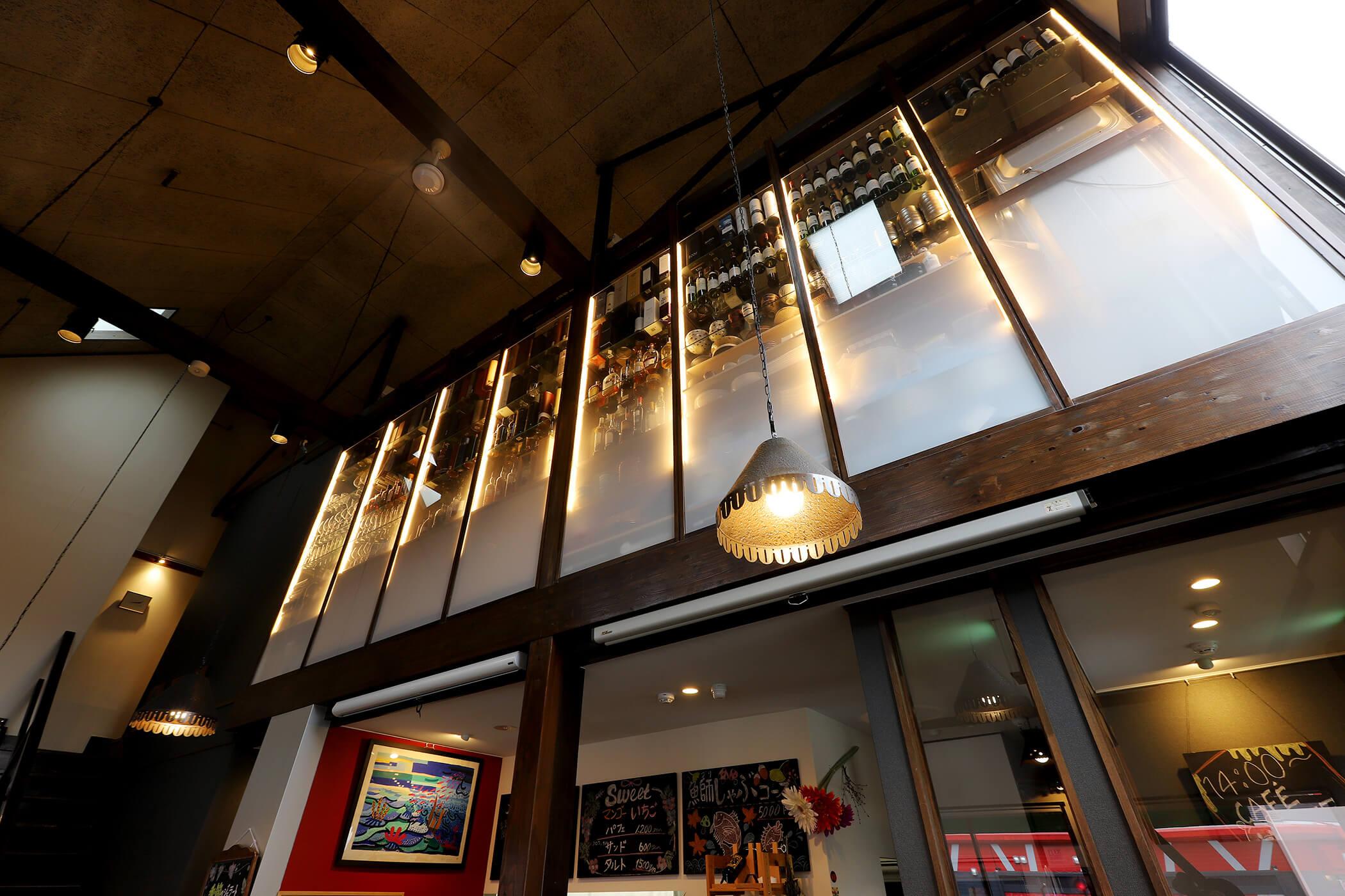 ダイニングレストラン ASYLE 写真4