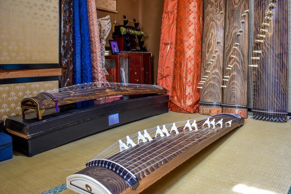 常磐お箏教室 南アルプス市 音楽・文化・アート
