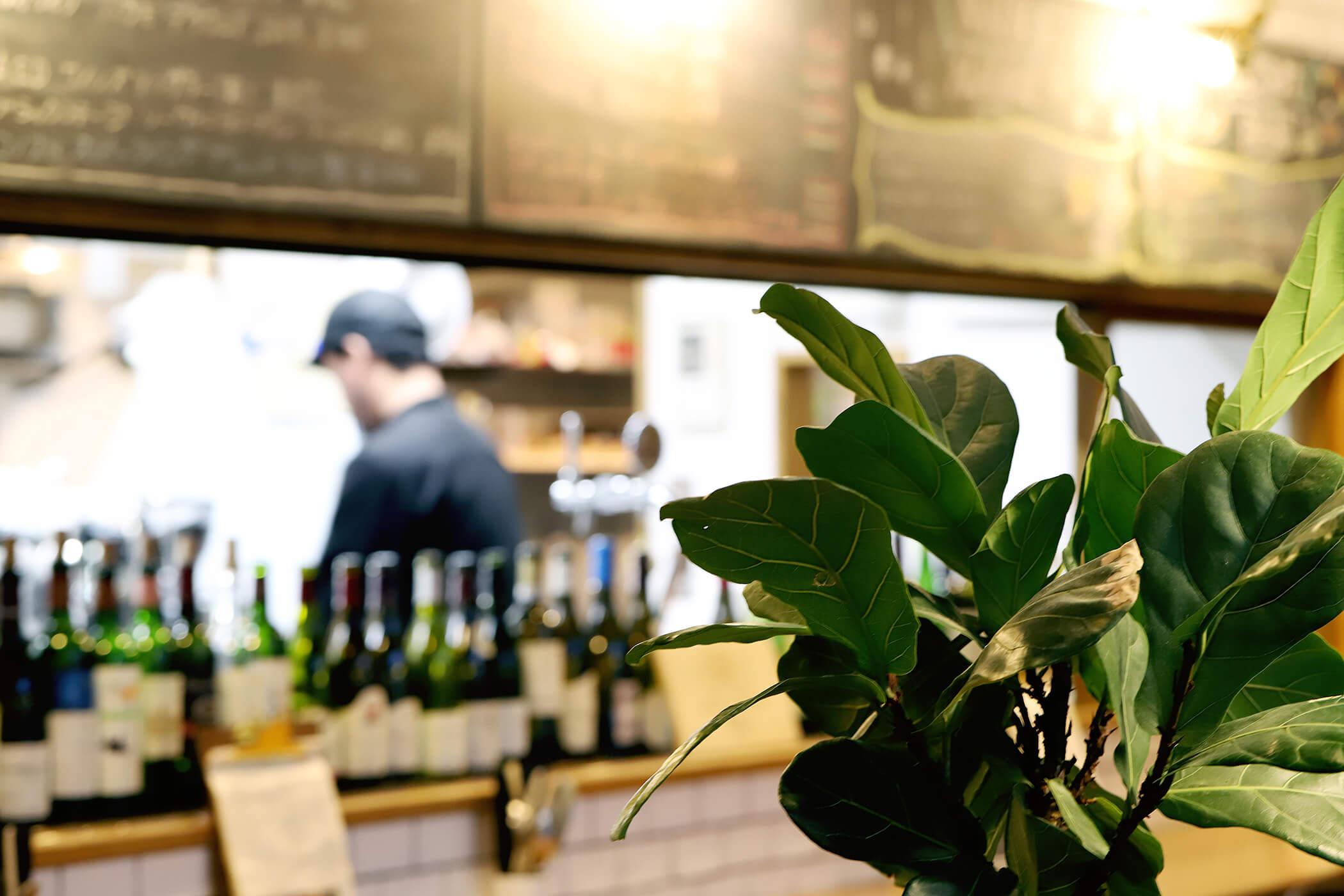 CAFE&WINE TROLL 写真5