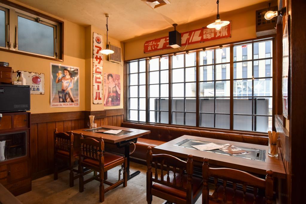 大阪鉄板フジケン 甲府 居酒屋・鉄板焼き・お好み焼き