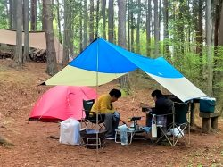 エコパ伊奈ヶ湖 南アルプス市 キャンプ・BBQ