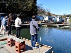 松葉バーベキュー 富士見つりぼり 富士吉田市 体験施設・BBQ・釣り堀