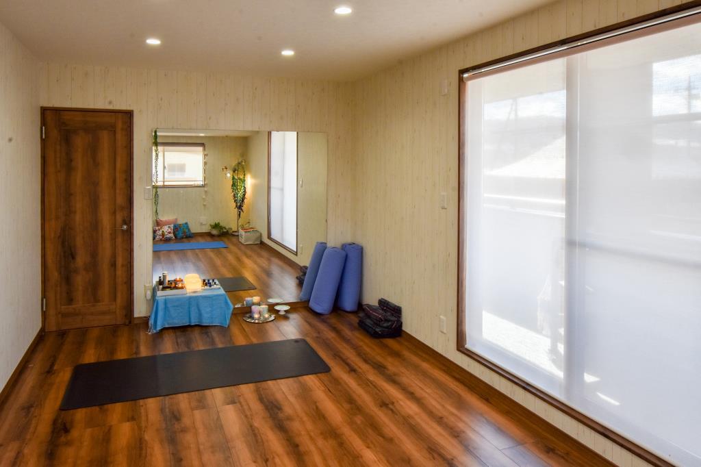 よがのわスタジオ Yoganowah studio 忍野村 フィットネス