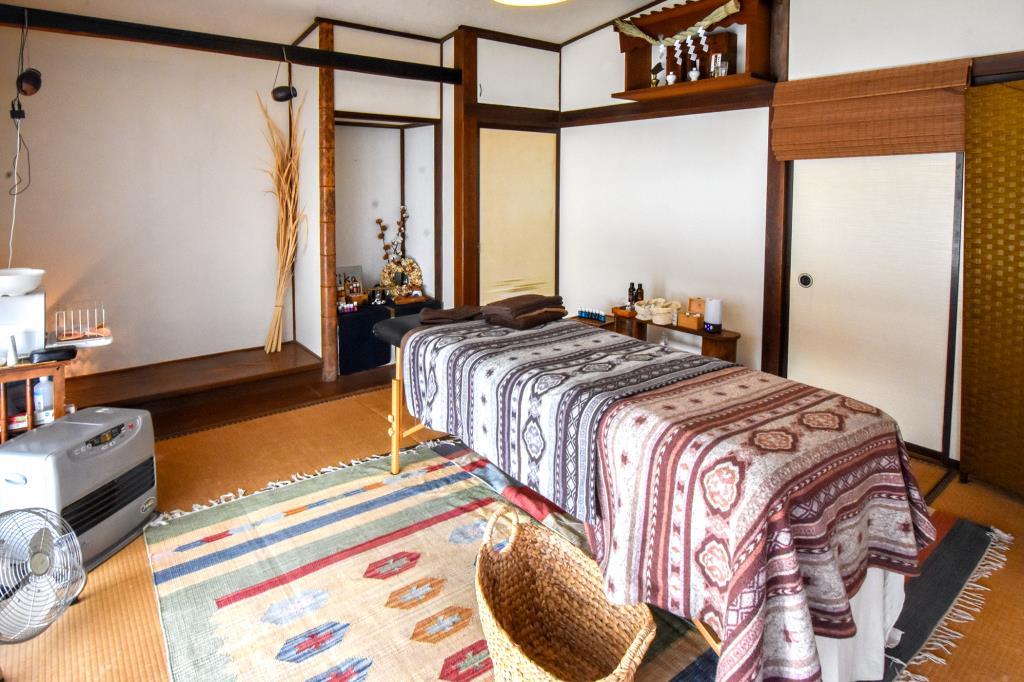 Tika Healing room 富士吉田市 ボディケア