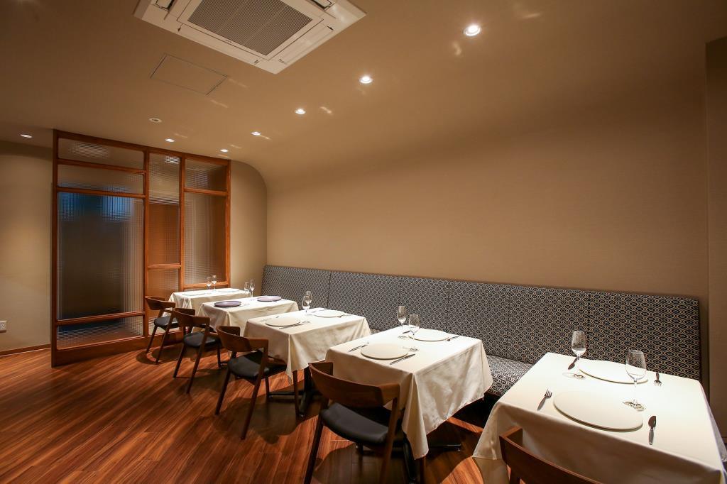 レストラン ITASHI 甲府 フレンチ4
