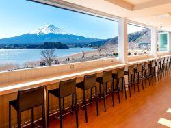KITCHEN FUJIYAMA VIEW 富士河口湖町 カフェ・カレー