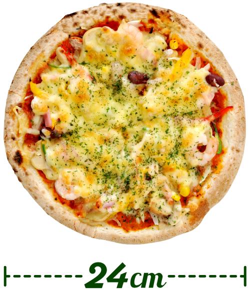 MIXピザ