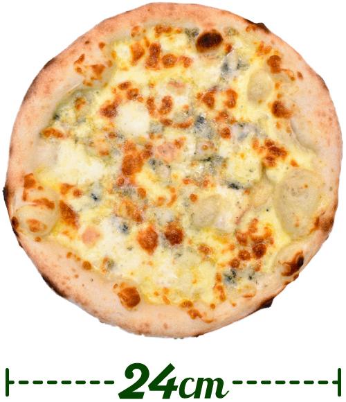 パスタ&ピザガーデン マジョラム クワトロフォルマッジ
