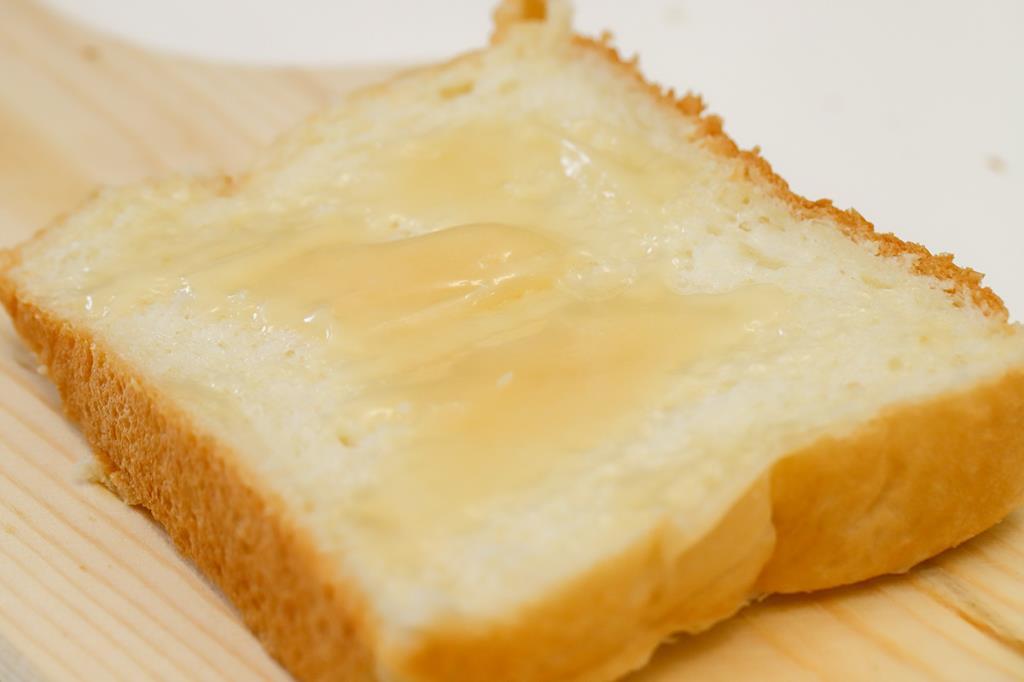 晴れ時々パン 山梨中央店 食レポ