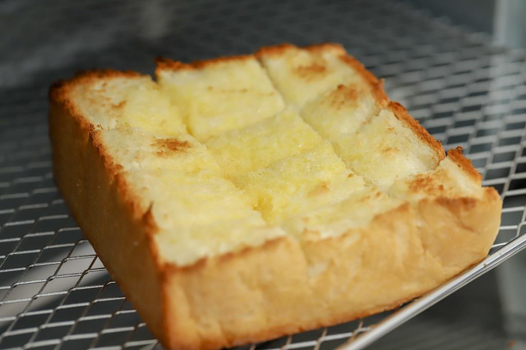晴れ時々パン アレンジトースト