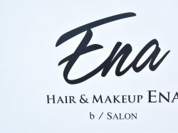 HAIR & MAKEUP ENA b/SALON