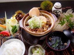 食道 やま輝 韮崎 和食 1