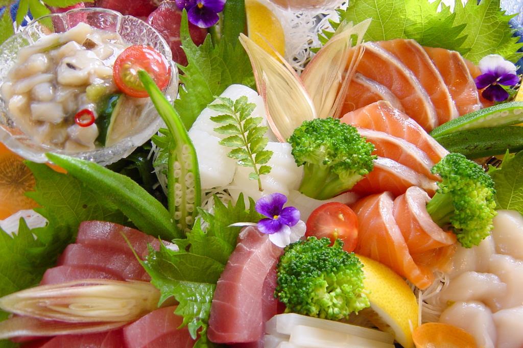 食道 やま輝 韮崎 和食 2
