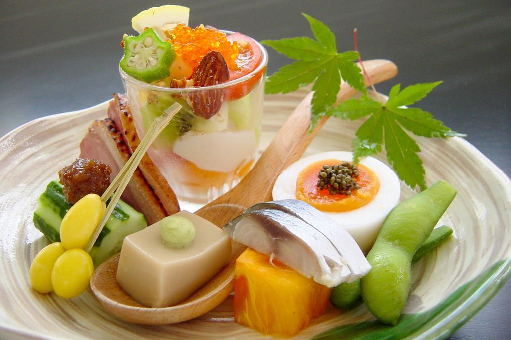 食道 やま輝 韮崎 和食 3
