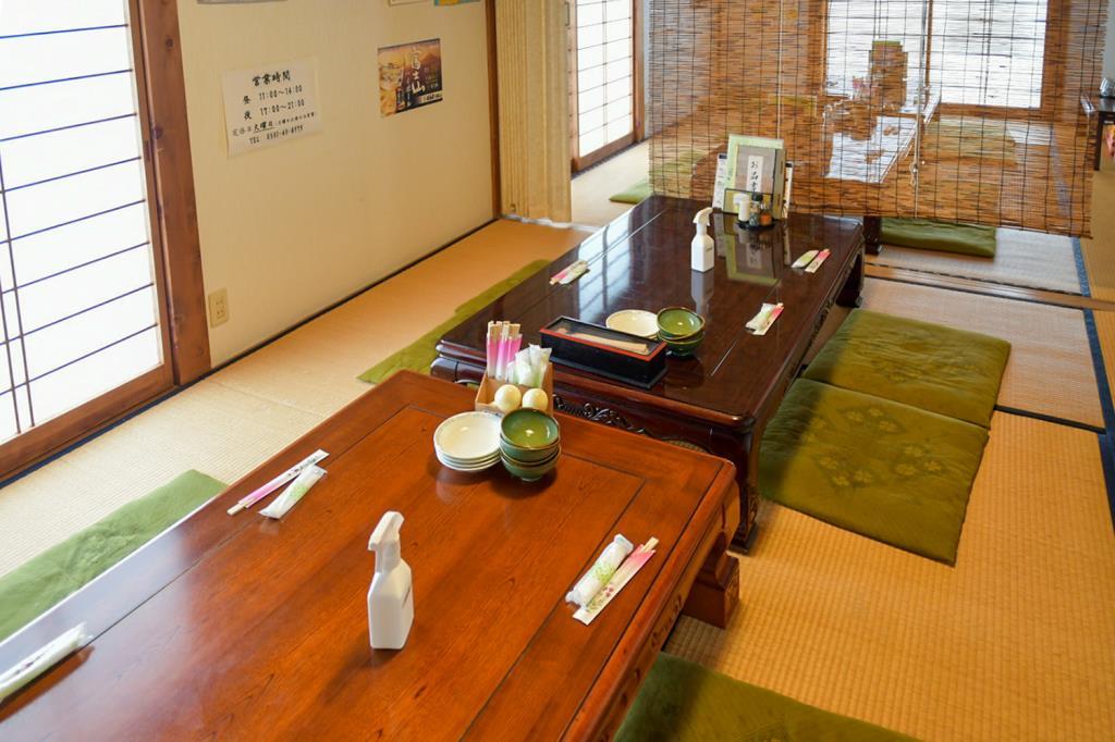 食道 やま輝 韮崎 和食 4