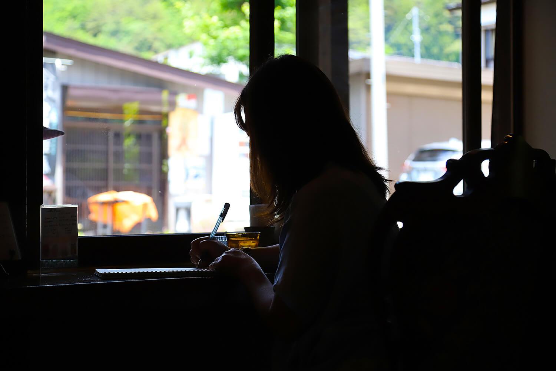 和カフェ・染色 すぎのき 写真6