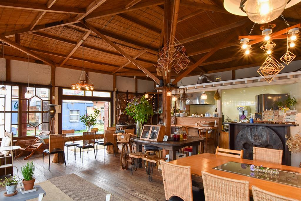 cafe&shop ふるーつばすけっと 山中湖村 カフェ/喫茶 スイーツ