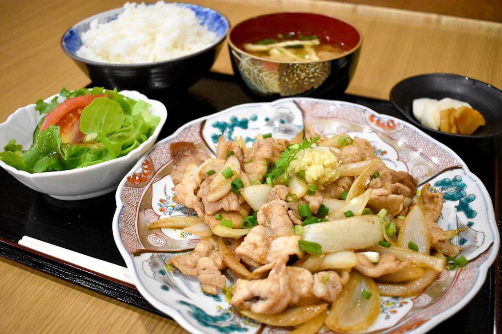 ふる里のけむり 鳴沢村富士山店 鳴沢村 和食