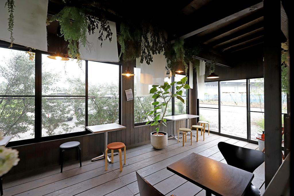 桃農家café ラ・ペスカ 外観