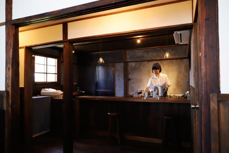 珈琲雨待ち 甲府 喫茶5