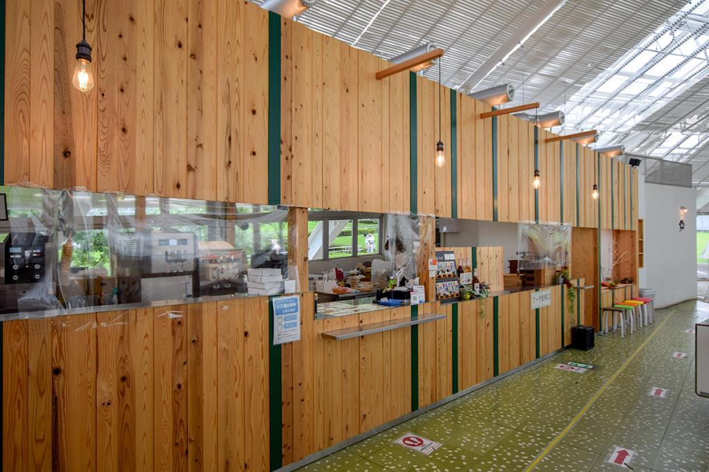 葡萄屋kofu パークcafé 山梨市 カフェ・テイクアウト
