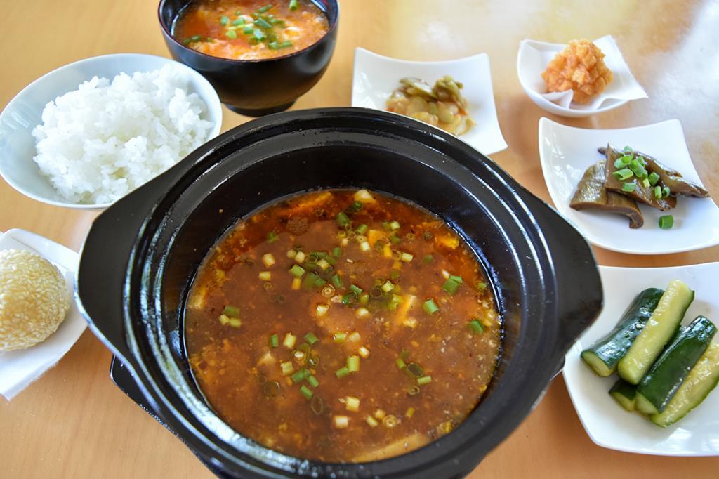 中国家庭料理 安晏 北杜市 中華