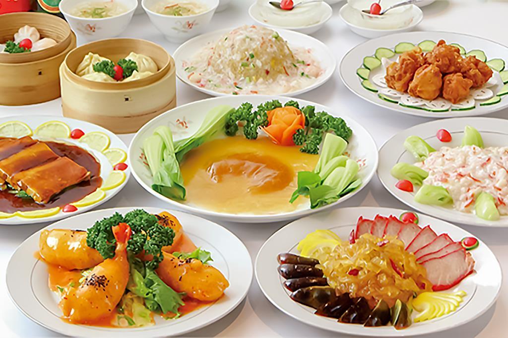 中華料理 大唐 笛吹市 中華