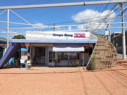 Grape Shop ココロ 笛吹市 カフェ・スイーツ