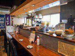 カツオのわら焼き 熊鰹 甲府市 居酒屋