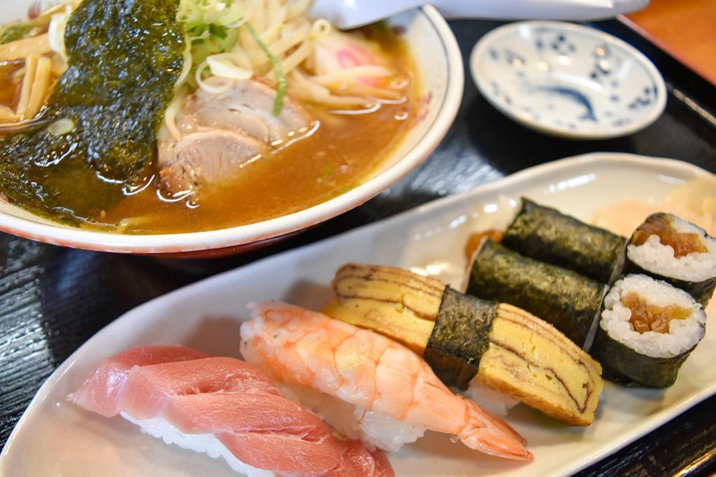 お食事処 あめみや 北杜市 和食・寿司
