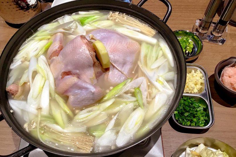 タッカンマリサカバ 昭和町 韓国料理
