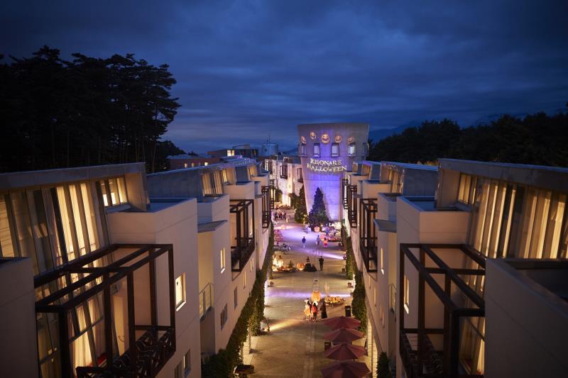 THE HALLOWEEN HOTEL2020