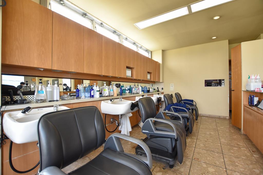 美容室pure 南アルプス市 ヘア