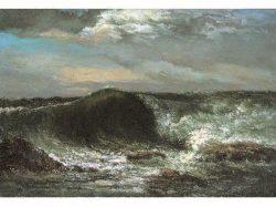 クールベと海 ーフランス近代 自然へのまなざしー