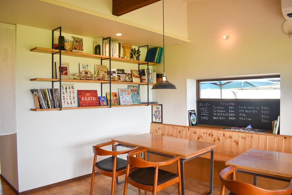 BRASSERIE REGOLITH 北杜市 テイクアウト・カフェ