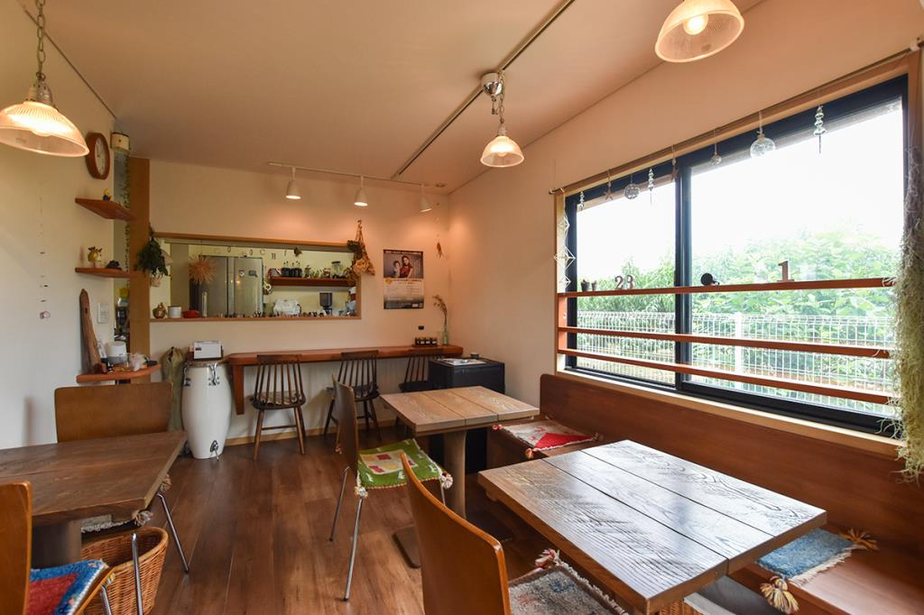 cafe cocochi 笛吹市 カフェ
