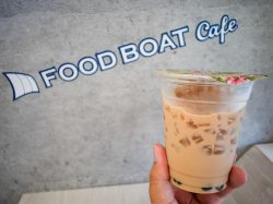 FOODBOATCafe ライフガーデンにらさき店 韮崎市 カフェ