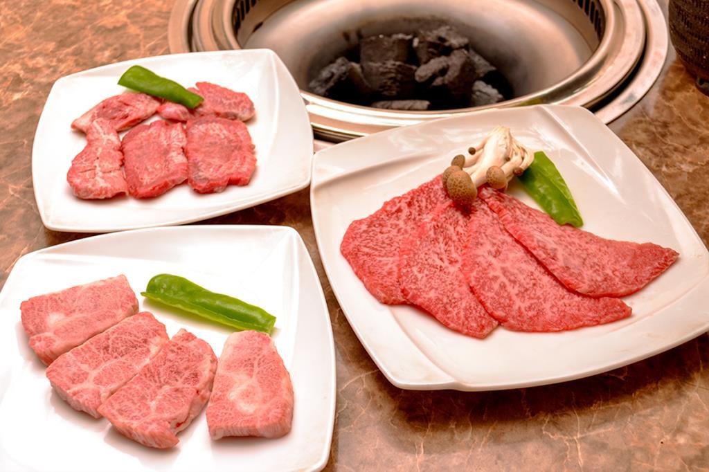 炭火焼肉DININGぱせり 甲府 焼肉