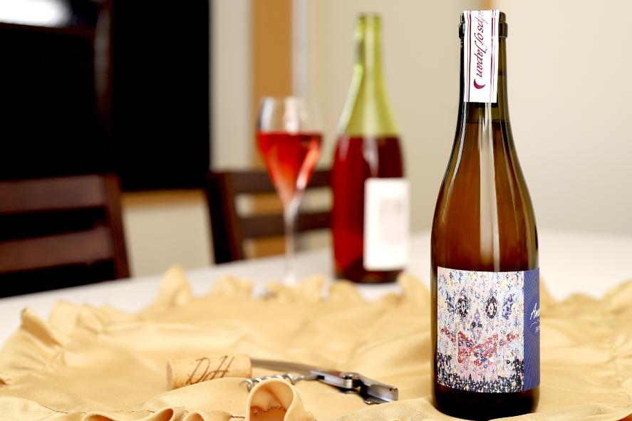 ドメーヌヒデのワイン