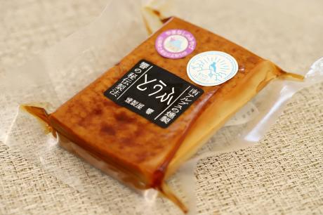燻製屋 響の豆腐の燻製