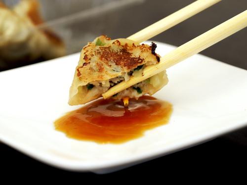 キッチンカフェそら-笛吹市石和町 | 山梨の美味しい餃子10選