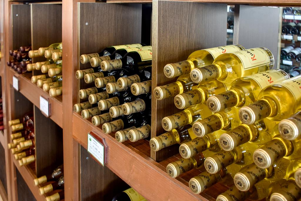 日本ワイン凜花 山中湖村 ワイン