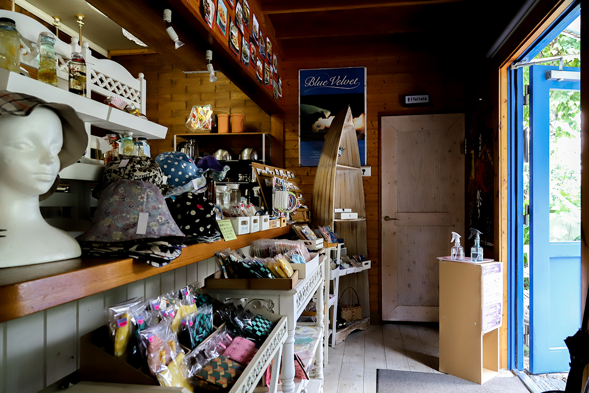 Café Blue Blanc 写真4