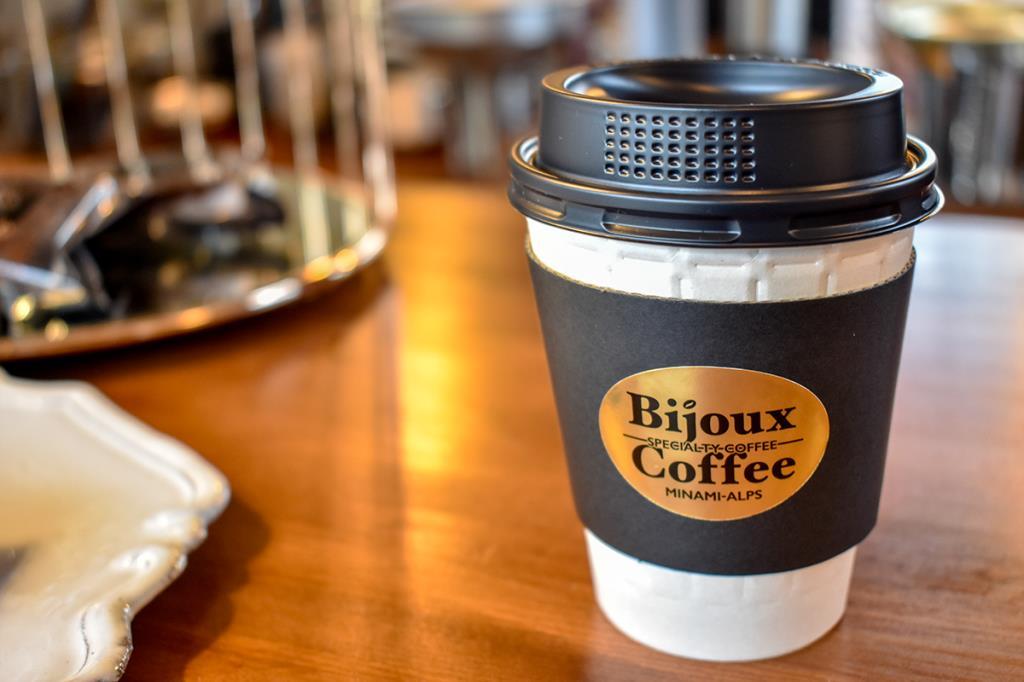 Bijoux Coffee MINAMI-ALPS 南アルプス市 テイクアウト
