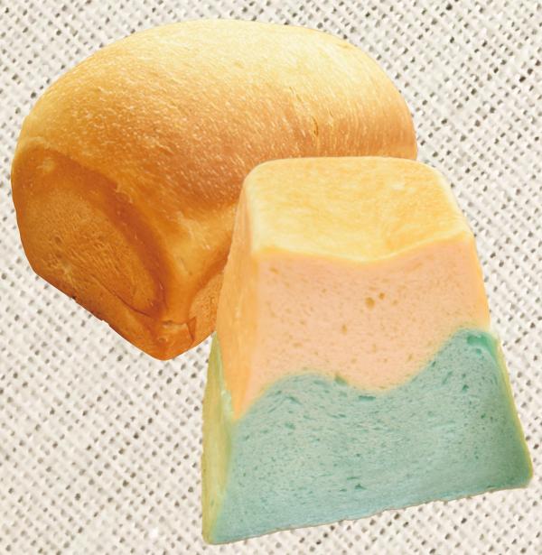 食パン専門店 FUJISAN SHOKUPAN(フジサンショクパン)会場で購入できるパン