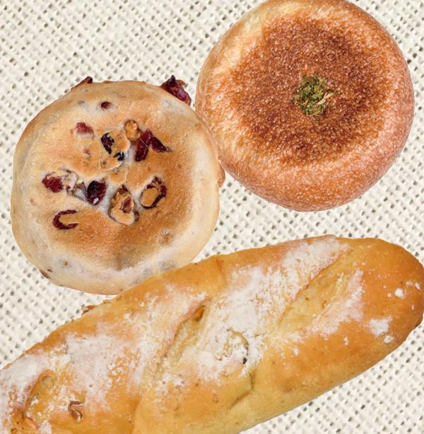 米粉パン・菓子の店 米粉Plus(プラス)会場で購入できるパン