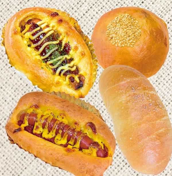 セレンゲティ 会場で購入できるパン