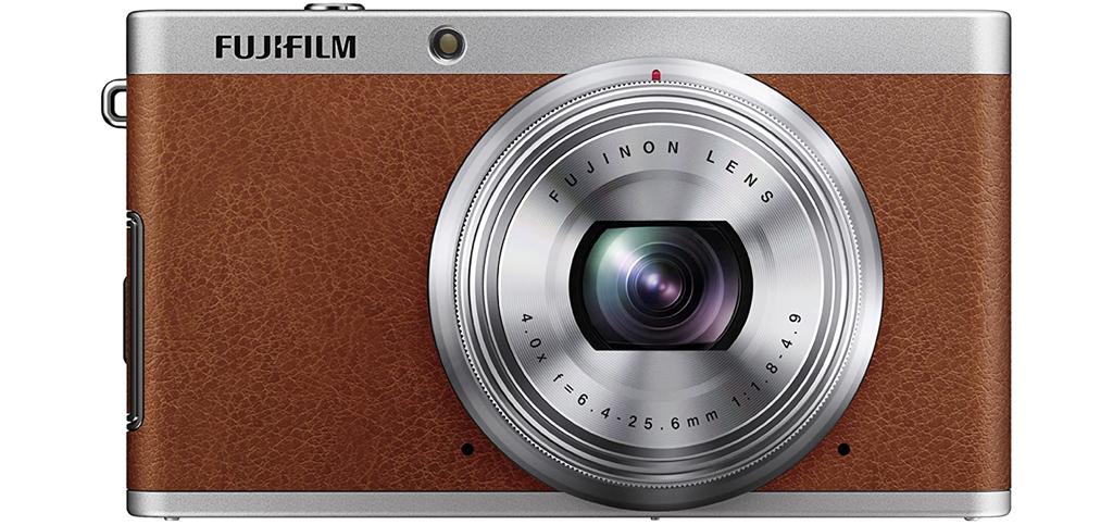 FUJIFILM デジタルカメラ XF1 光学4倍 ブラウン